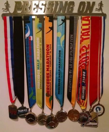 Medals - February 2015
